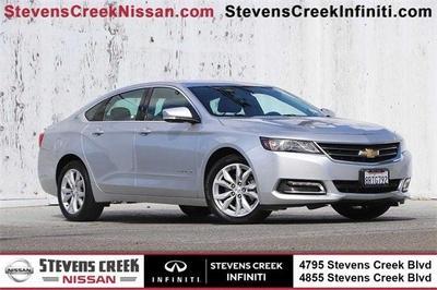 Chevrolet Impala 2019 for Sale in Santa Clara, CA