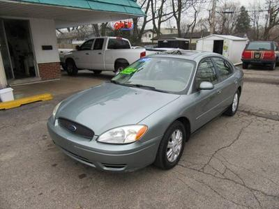 2005 Ford Taurus SEL for sale VIN: 1FAFP56295A267303