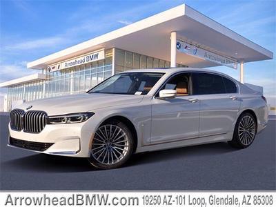 BMW 740 2021 for Sale in Glendale, AZ