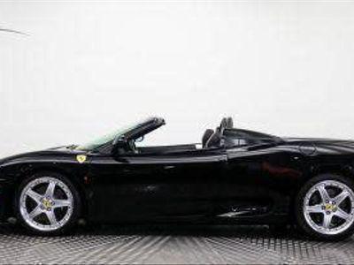2004 Ferrari 360 Spider  for sale VIN: ZFFYT53A040139371