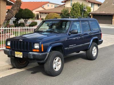 2001 Jeep Cherokee Sport for sale VIN: 1J4FF48S11L502791