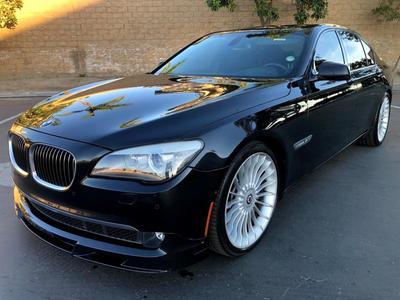 2011 BMW ALPINA B7 LWB for sale VIN: WBAKC6C57BC447434