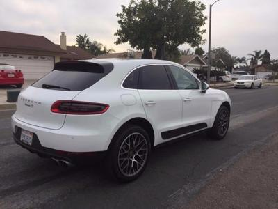 2016 Porsche Macan S for sale VIN: WP1AB2A52GLB51739