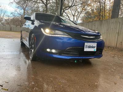 2015 Chrysler 200 S for sale VIN: 1C3CCCBB3FN536123