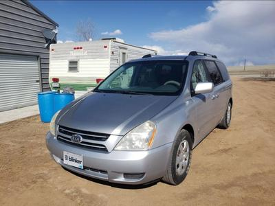2007 KIA Sedona EX for sale VIN: KNDMB233876147137