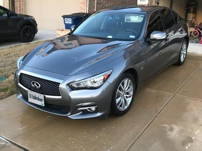 2017 INFINITI Q50 Base for sale VIN: JN1CV7AP8HM641987