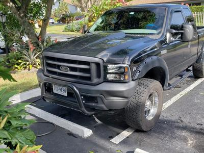 2002 Ford F-250 XLT for sale VIN: 1FTNX21L32EC36332