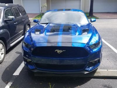 2017 Ford Mustang V6 for sale VIN: 1FA6P8AM9H5296940