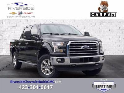 Ford F-150 2015 for Sale in South Pittsburg, TN