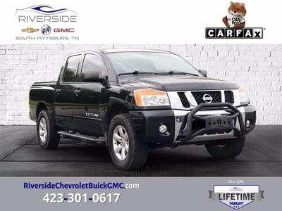 Nissan Titan 2012 for Sale in South Pittsburg, TN