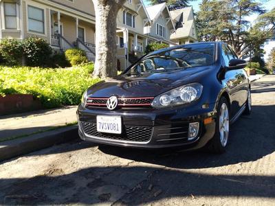 2010 Volkswagen Gti