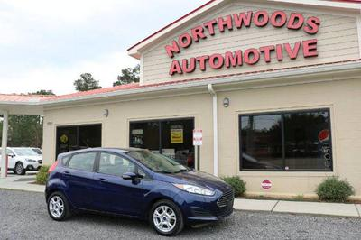 Ford Fiesta 2016 a la venta en North Charleston, SC