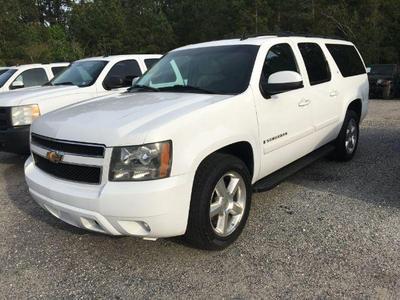 2007 Chevrolet Suburban 1500 LT for sale VIN: 3GNFC16J37G104664