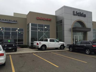 Lithia Chrysler Jeep Dodge RAM of Grand Forks Image 6