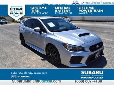 Subaru WRX STI 2019 for Sale in Midland, TX