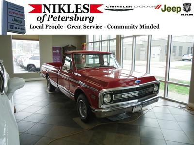 Chevrolet C10/K10 1970 for Sale in Petersburg, IL
