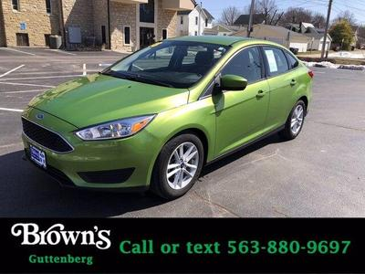 Ford Focus 2018 for Sale in Guttenberg, IA