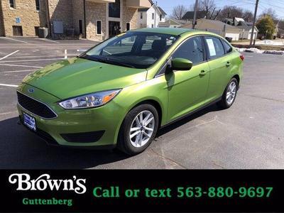 Ford Focus 2018 a la venta en Guttenberg, IA