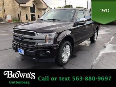 Ford F-150 2019 undefined undefined Guttenberg, IA