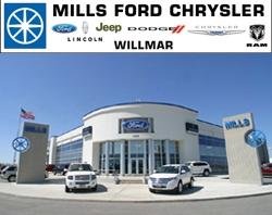 Mills Ford Lincoln Chrysler Willmar Image 4