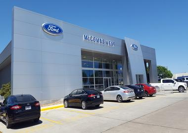 McCombs Ford West Image 2