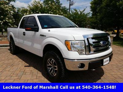 Leckner Ford Of Marshall >> Used 2010 Ford F 150 Xlt Supercab Extended Cab Pickup In Marshall Va Near 20115 1ftfx1ev5afb30564 Auto Com