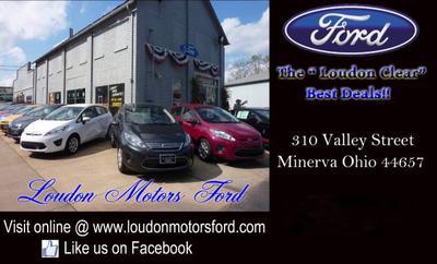 Loudon Motors Ford Image 2