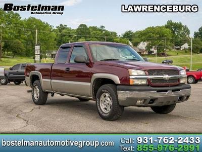 Chevrolet Silverado 1500 2003 for Sale in Lawrenceburg, TN