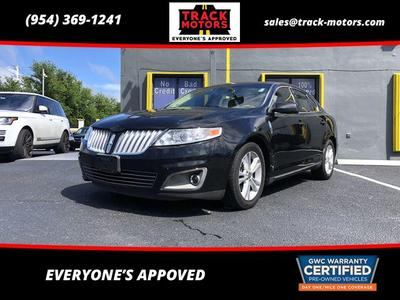 2012 Lincoln MKS Base for sale VIN: 1LNHL9DR4CG805580