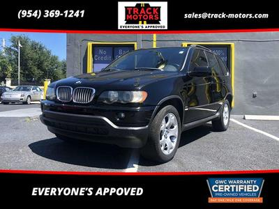 BMW X5 2003 for Sale in Fort Lauderdale, FL