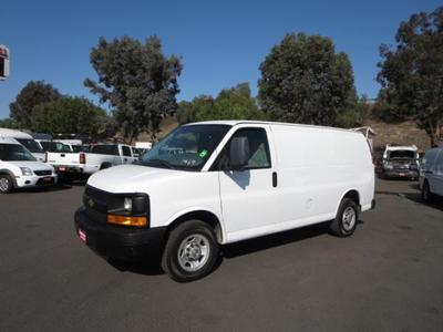 2008 Chevrolet Express 2500 Cargo for sale VIN: 1GBGG25C481173541