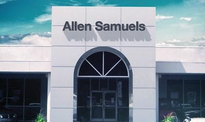 Allen Samuels of Jackson Image 1
