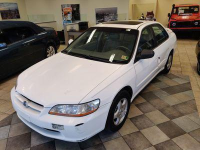 2000 Honda Accord EX-L for sale VIN: 1HGCG1655YA059716
