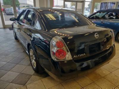 2006 Nissan Altima 2.5 S for sale VIN: 1N4AL11D96C215330