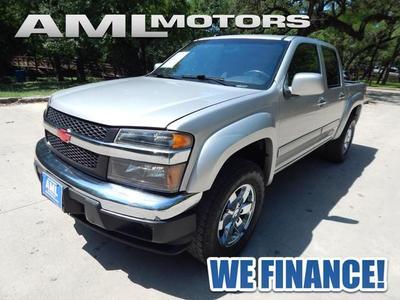 Chevrolet Colorado 2012 for Sale in San Antonio, TX