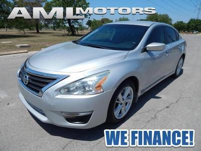 Nissan Altima 2013 a la venta en San Antonio, TX