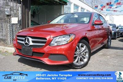 Mercedes-Benz C-Class 2017 for Sale in Bellerose, NY
