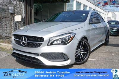Mercedes-Benz CLA 250 2018 for Sale in Bellerose, NY