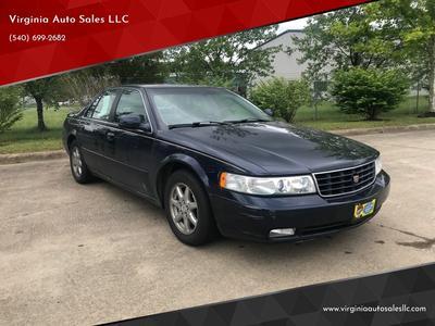 2002 Cadillac Seville SLS for sale VIN: 1G6KS54Y22U265503