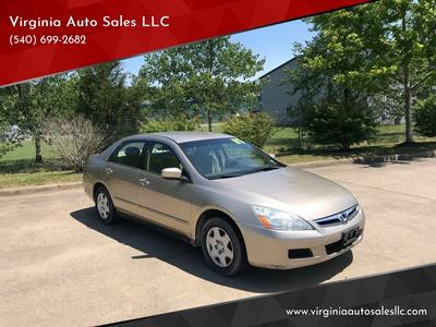 Honda Accord 2007 for Sale in Fredericksburg, VA
