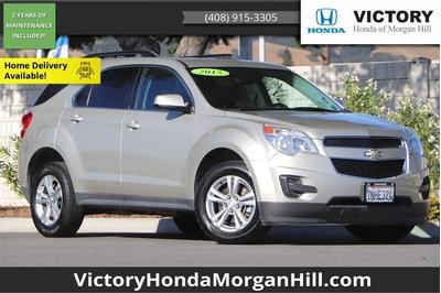 Chevrolet Equinox 2015 for Sale in Morgan Hill, CA