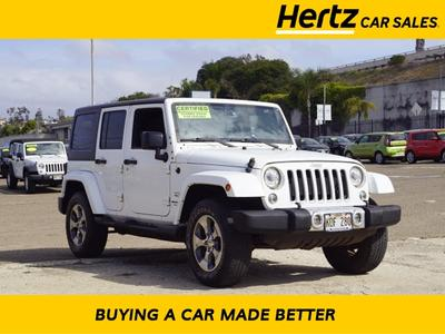 Jeep Wrangler JK Unlimited 2018 for Sale in San Diego, CA