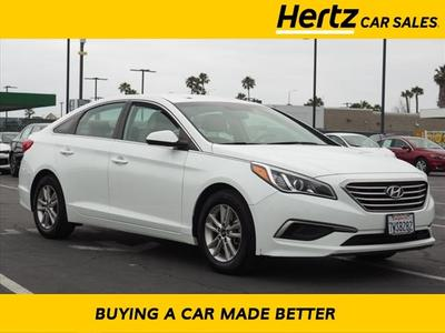 Hyundai Sonata 2017 for Sale in San Diego, CA