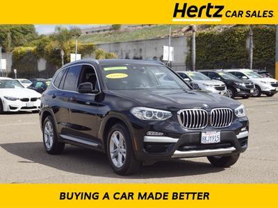 BMW X3 2019 a la venta en San Diego, CA