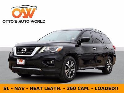 Nissan Pathfinder 2018 a la venta en Alvin, TX