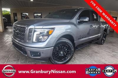 Nissan Titan 2018 for Sale in Granbury, TX