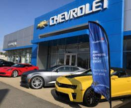 Executive Chevrolet Image 1