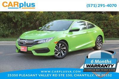 Honda Civic 2016 for Sale in Chantilly, VA