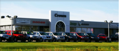 Crown Chrysler Dodge Jeep Ram Image 2