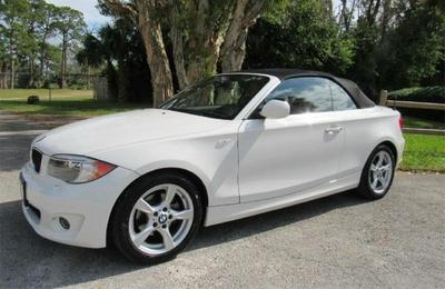 2013 BMW 128 i for sale VIN: WBAUN1C53DVR01000